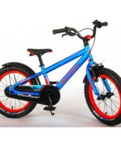Bicicleta e-l rocky 16 inch albastra