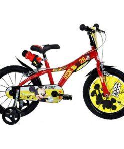 Bicicleta mickey mouse 16 - dino bikes-616my
