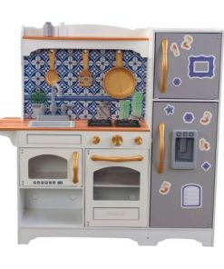 Bucatarie de joaca Magnetic Mosaic