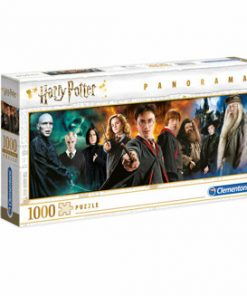 Puzzle panorama High Quality Harry Potter, 1000 piese
