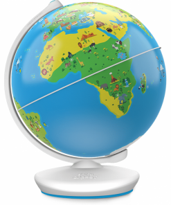 Jucarie educativa Glob interactiv Orboot Shifu, 25 cm, 4 ani+
