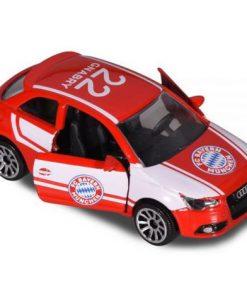 Masinuta Majorette FC Bayern Munchen Audi A1 Gnabry 22
