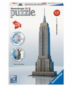 Puzzle 3D - Empire State Building, 216 piese