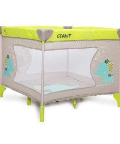 Tarc de joaca Giant Moni, 93 x 93 x 77 cm, maxim 15 kg, Verde