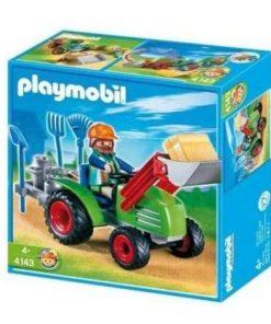 Tractorul fermierului 4143 Playmobil