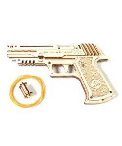 Wolf-01 Handgun. Pistol Wolf