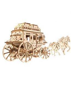 Stagecoach. Trasura cu cai