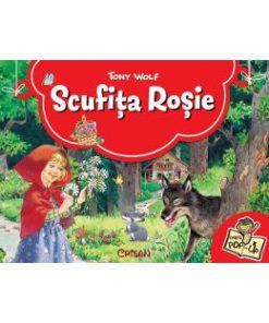 Scufita Rosie. Carte Pop-up - Tony Wolf