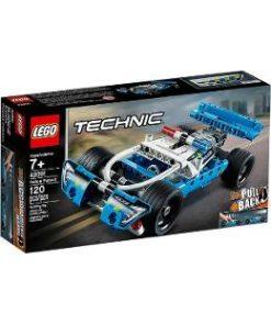 Lego Technic. Urmarirea politiei