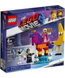 Lego: The Lego Movie 2. Cunoaste-o pe Regina Watevra Wa'Nabi