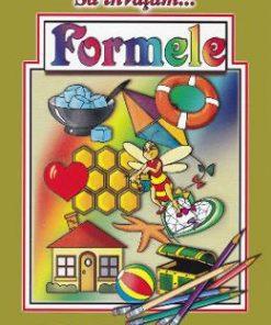 Sa invatam... formele. Carte de colorat - Dana Popescu
