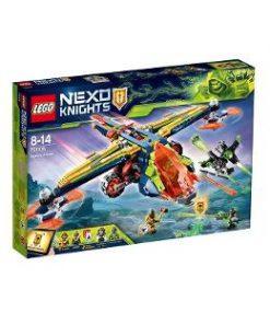 Lego Nexo Knights. X-Arcul lui Aaron