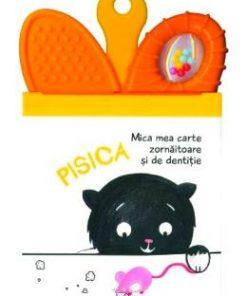 Pisica: Mica mea carte zornaitoare si de dentitie