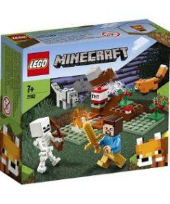 Lego Minecraft. Aventura din Taiga