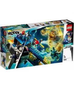 Lego Hidden Side. Avionul de cascadorie al lui El Fuego