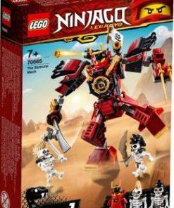 Lego Ninjago. Samurai Mech