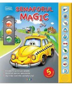 Semaforul magic - Carte sonora