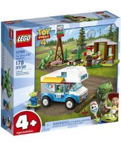 Lego Toy Story 4. Vacanta cu rulota