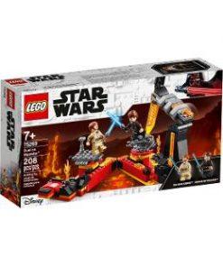 Lego Star Wars. Duel pe Mustafar