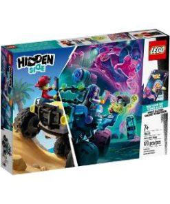 Lego Hidden Side. Masina de plaja a lui Jack