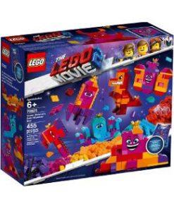 Lego The Lego Movie 2. Cutia de constructie a Reginei Watevra
