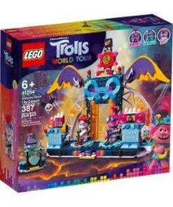 Lego Trolls World Tour. Concertul din orasul Volcano Rock