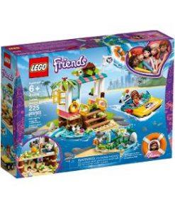 Lego Friends. Misiunea de salvare a testoaselor