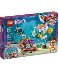 Lego Friends. Misiunea de salvare a delfinilor