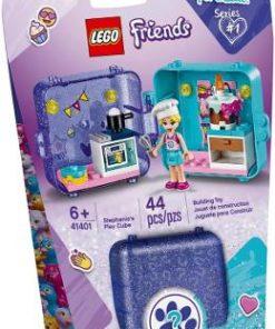 Lego Friends. Cubul de joaca al Stephaniei