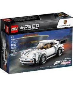 Lego Speed Champions. 1974 Porsche 911 Turbo 3.0