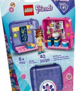 Lego Friends. Cubul de joaca al Oliviei