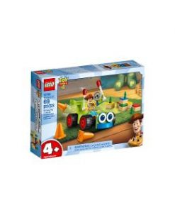 Lego Toy Story 4. Woody si RC