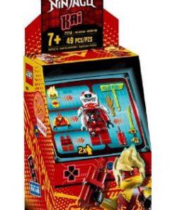 Lego Ninjago. Avatar Kai - Capsula joc electronic