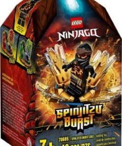 Lego Ninjago. Spinjitzu Burst - Cole