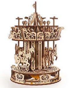Carousel Mechanical. Carusel