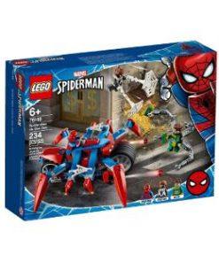 Lego Super Heroes. Spider-Man vs. Doc Ock. Omul Paianjan contra Doc Ock