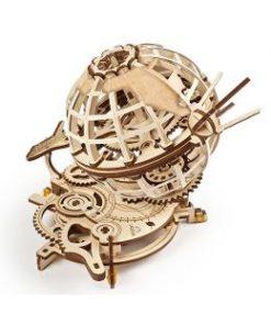 Globus Mechanical. Glob Pamantesc