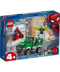 Lego Marvel Spiderman. Vanatoarea Vulturului