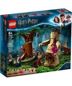 Lego Harry Potter. Padurea interzisa: intalnirea dintre Grawp si Umbridge