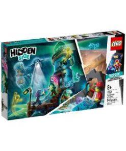 Lego Hidden Side. Farul intunericului