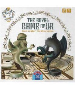 The Royal Game of Ur. Jocul regilor