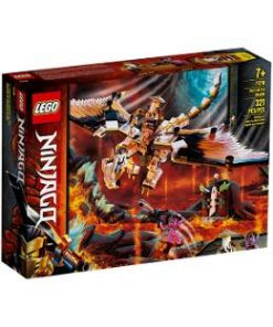 Lego Ninjago. Dragonul de lupta al lui Wu