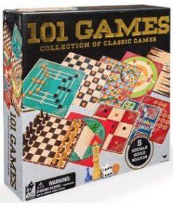 Set 101 jocuri. Colectie de jocuri clasice