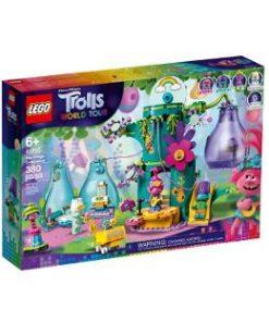 Lego Trolls World Tour. Sarbatoarea populara din sat