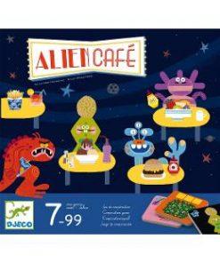 Alien Cafe. Joc de strategie
