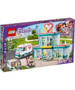 Lego Friends. Spitalul orasului Heartlake