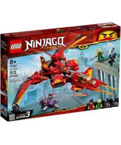 Lego Ninjago. Luptatorul Kai