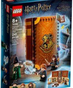 Lego Harry Potter. Moment Hogwarts: Lectia de transfigurare