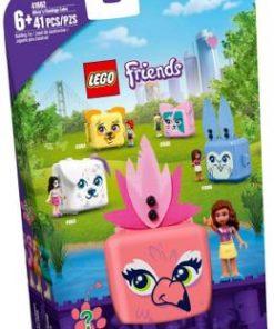 Lego Friends. Cubul flamingo al Oliviei