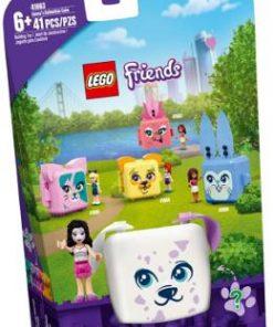 Lego Friends. Cubul dalmatian al Emmei